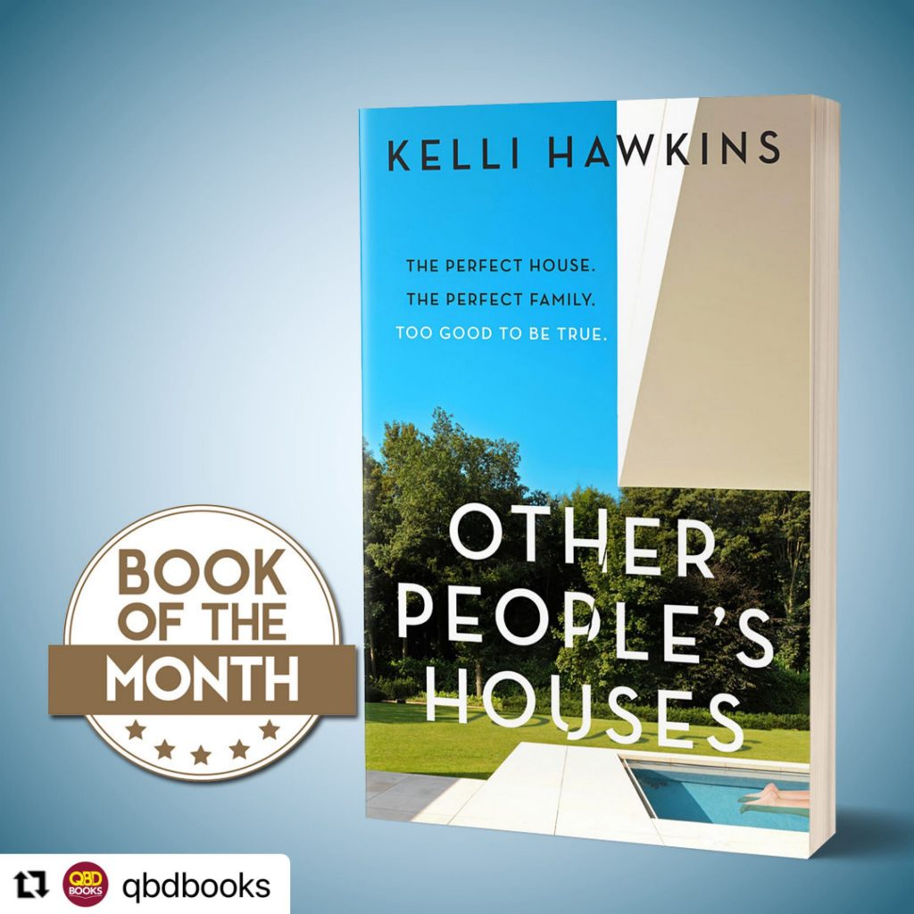 QBD Book of the Month - March 2021