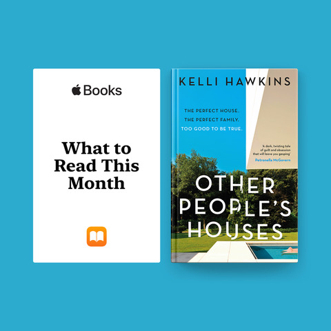 Apple Books - What to Read this Month